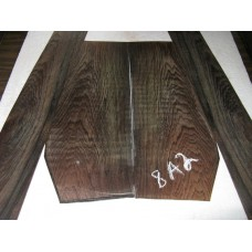 Brazilian Rosewood Back and Side set 8A2