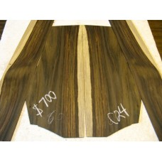 Brazilian Rosewood Back and Side Set C24
