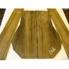 Brazilian Rosewood Back and Side Set D66
