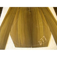 Brazilian Rosewood Back and Side Set D77