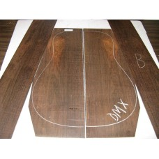 Brazilian Rosewood Back and Side Set DMX