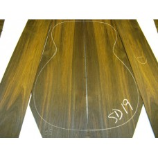 Brazilian Rosewood Back and Side Set SD19