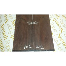 Madagascar Rosewood Back Only - Dreadnaught - Premium