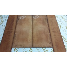 Genuine Mahogany Wild Grain Back and Side set