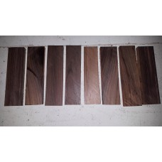 Brazilian Rosewood Bridge Blank