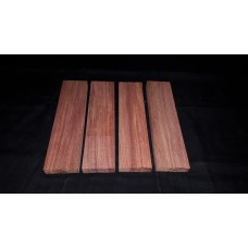 Pau Rosa 2 X 8 Bridge Blanks