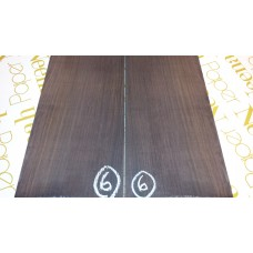 East Indian Rosewood Premium Back and Side Set